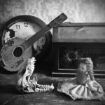 SadDolls Racoon & doll
